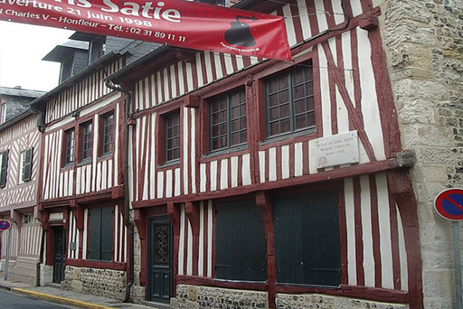 Maison Satie en Normandie